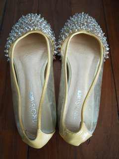 Trois+Inch Shoes Women Size 34