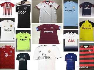 18/19 Premier League Kits 2018/19