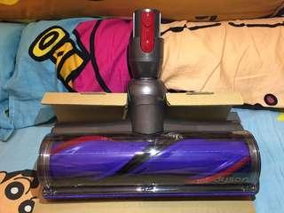 Dyson V7 V8 V10 碳纖維刷毛深層吸頭 地氈用吸頭