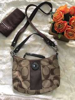 Authentic two way Coach bag
