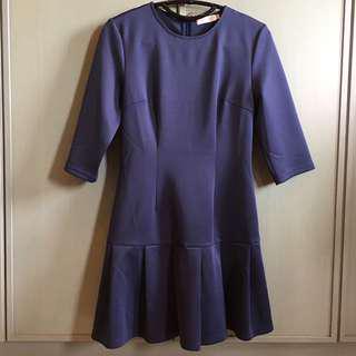 Love Bonito Blue Dress