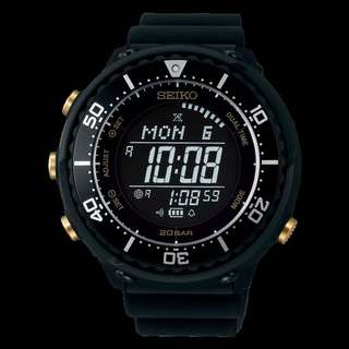 Seiko Prospex Fieldmaster LOWERCASE SBEP005 潛水光動能手錶