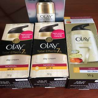 Olay total effects 7in one