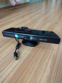 Used Xbox 360 Kinect Sensor