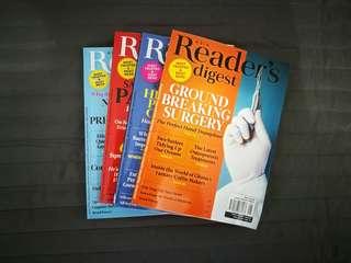 Readers Digest 2017-2018