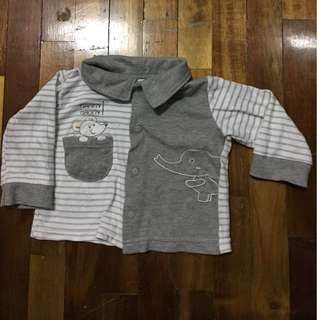 Baby boy shirt (6 months)