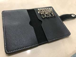 Light & Soft Key Pouch*/Artificial Soft Leather/Free local Mail