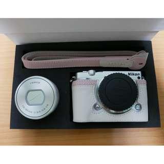 Nikon J5 相機美人 白色戀人禮盒
