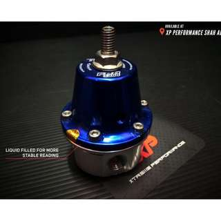 Fuel Pressure Regulator TURBOSMART BLUE colour FPR-1200