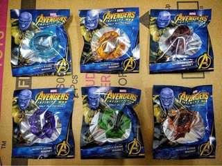 Maybank Avengers Infinity Stones