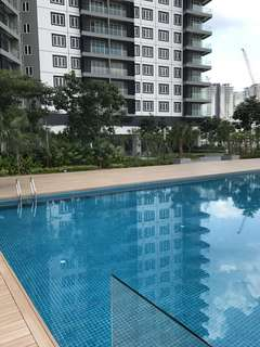 Small Room in Sentul Village Condo