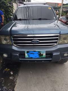 Ford Everest (2005)