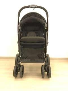 [Pre-loved] COMBI Mega Ride Stroller