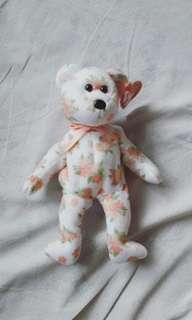 TY Beanie Bear Hannah