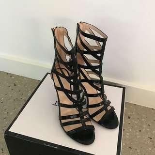 Nine west sari heels