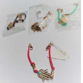 String Bracelet with Classy Designs