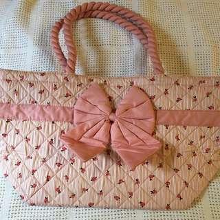 Naraya brand new pink tote bag