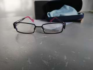 Frame for eyeglasses