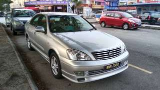 Nissan Sentra 1.6(A) 2006