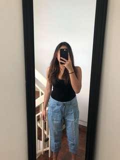 Mom jeans-ish