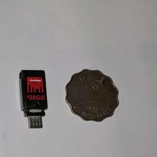 Strontium 128GB  OTG USB