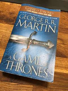 Game Of Thrones: Book 1; season 1