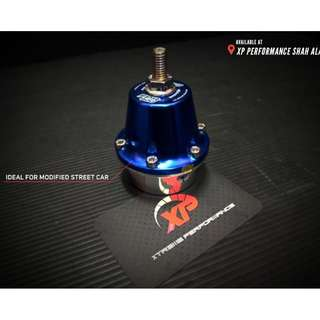 Fuel Pressure Regulator TURBOSMART Blue Colour FPR-800