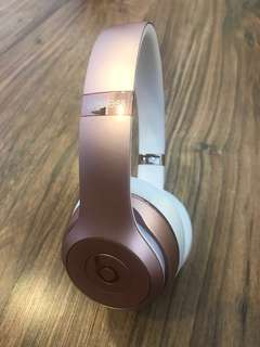 Beats Solo3 Wireless (RoseGold Edition)