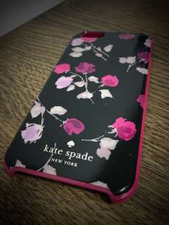 Kate Spade iPhone 6 phone case 90% new