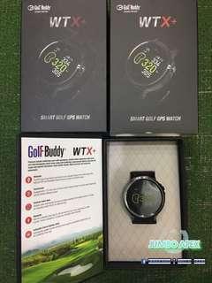 Golf Buddy WTX+高爾夫衛星定位智能手錶