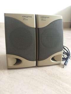 Creative CS46 Speakers