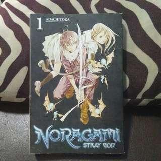 Noragami (Stray God)