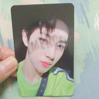 WTT Nct 2018 Empathy Renjun Dream Ver