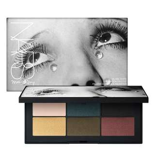 Nars Glass Tears Eyeshadow Palette