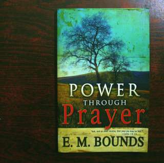 [Used-Like New] Power Through Prayer by E.M.Bounds (9780883688113)