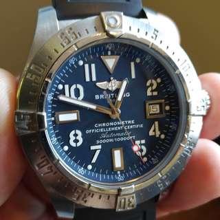 Breitling Avenger Seawolf A17330