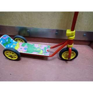 Kids scooter/Trike/3 Wheeler
