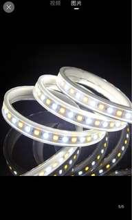🚚 Led light strip 5050  60 bulbs