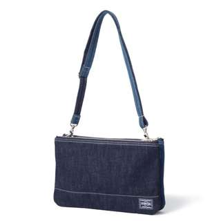 Head Porter Denim 3Way Shoulder Bag