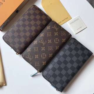 BEST SELLING Louis Vuitton Wallet (3 Designs)