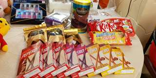 Imported chocolates at super lower price