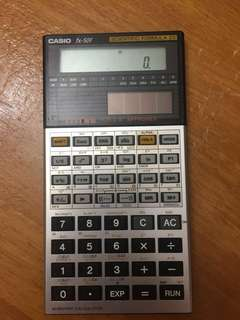 Casio calculation scientific formula 23