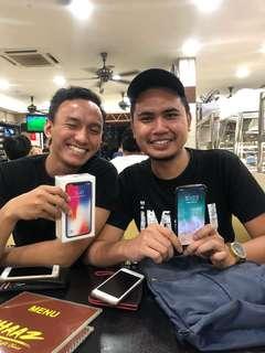 iphone x brand new set warranty under apple store melaysia 1 year rm3499