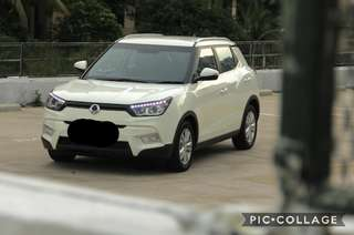 SsangYong Tivoli for sale/rent