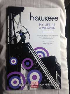 Hawkeye: My Life as a Weapon (TP)