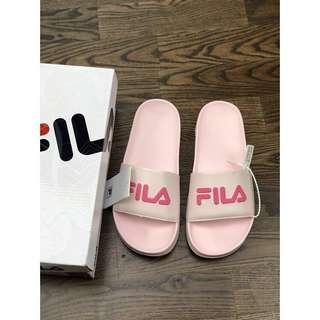 FILA Slip ons slippers Triple Pink