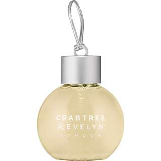 Brand new Crabtree and Evelyn White Cardamom Bauble