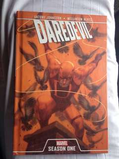 Daredevil (Marvel Season One HC)