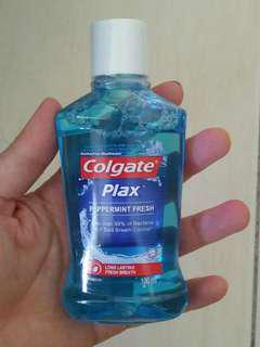 Colgate 100ml mouthwash
