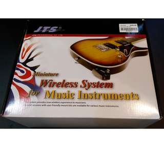 JTS UR-816N Wireless System for Guitar & Wind Instrument
